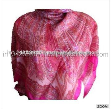 custom printed scarves, shawls and scarves, Polyester scarves