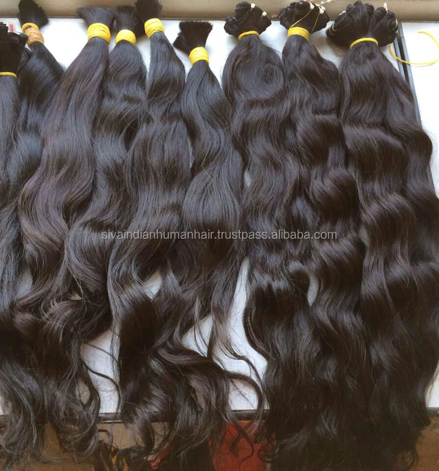 100% Brazilian Virgin Human hair Body Wave Weft, Machine Weft , Natural color From 12 to 36 Inch Fast Shipping