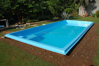 EXPORTER OF FRP SWIMMING POOL