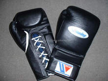 Black color Boxing Gloves