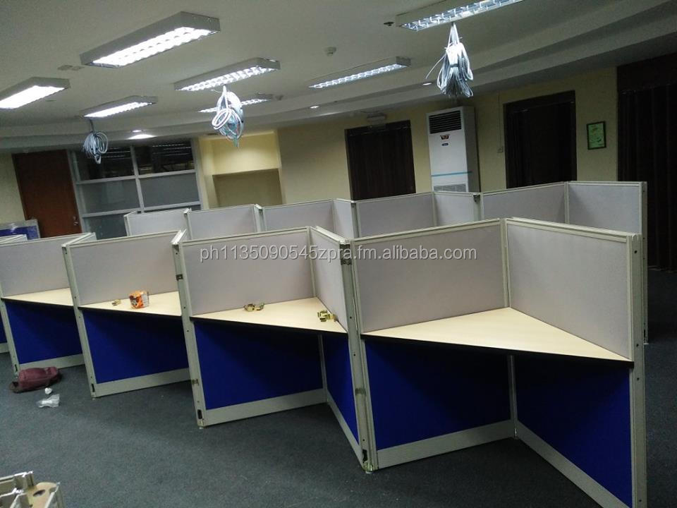 Modular Office Partition // Cubicle*Furniture