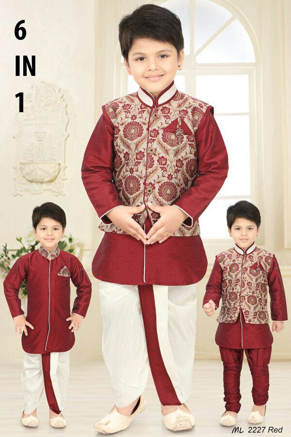 INDIAN KID BOYS WEAR