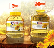 Top Quality Refined Cooking Turkey 10 liters jar %100 Sunflower seed oil