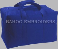 Military Parachute Travel Cargo Bag - Navy Blue Colour