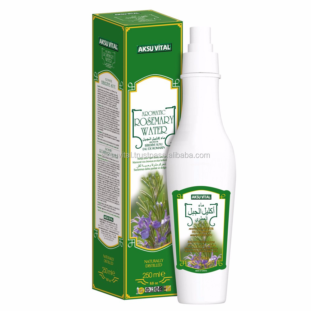 Cold Wave Hair Perm Lotion Floral Rosemary Water Hair Care Product ..