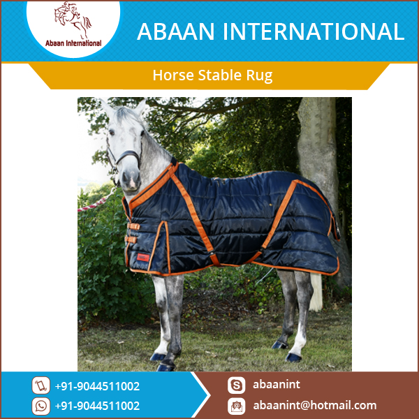Wholesale Manufacturer and Exporter of Horse Stable Rug