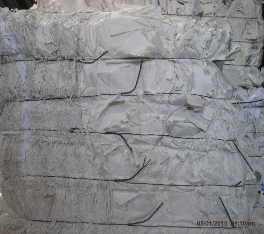 Quality Soft White Shavings Waste papers (SWS Waste Paper)