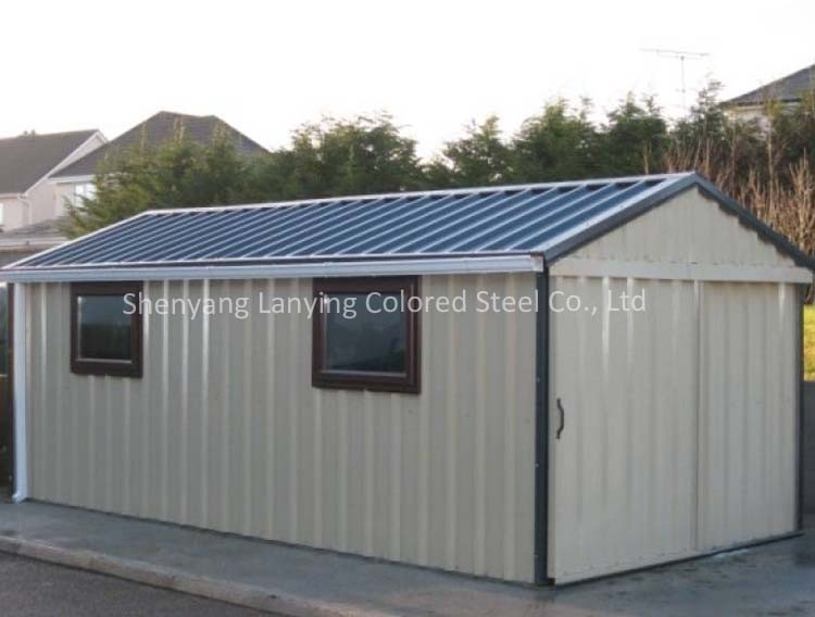 China good design and cheap price small prefab houses / portable houses