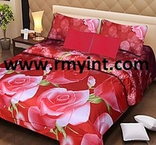 Pakistani RMY 406 high quality poly cotton bedsheets