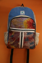 Hemp Bag / Nepal / Fit for all size/ 100 % Natural Hemp