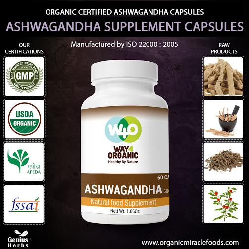 The Organic Ashwagandha Capsules Vendors and Bulk Exporters to Germany