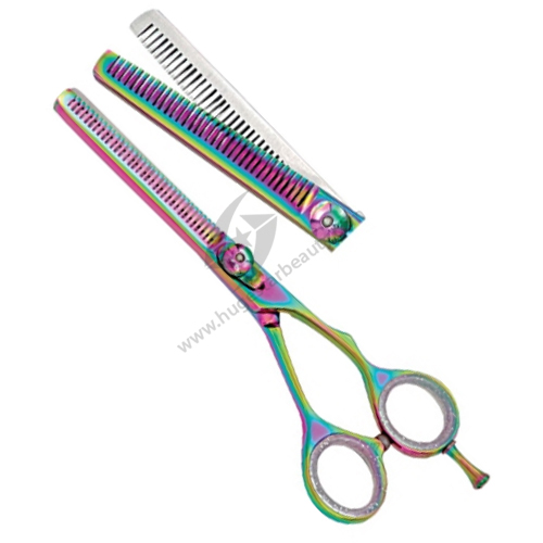 Barber Hair Cutting & Thinning Scissors Shears Set For Pet Dog Cat Rabbit