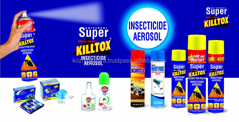 Best Selling Insecticide Good Quality Pest Control