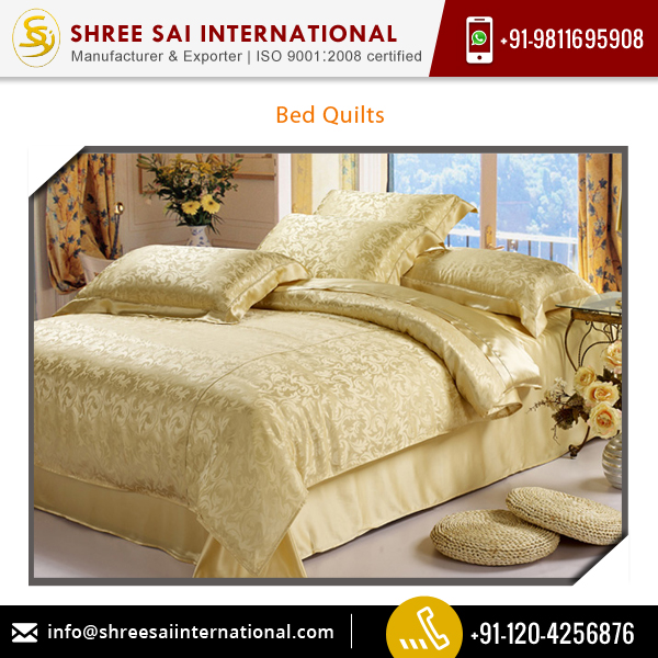 Home Use Colourful Bed Quilts for Sale at Lowest Cost