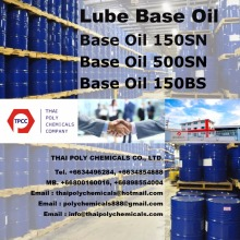 base oil 150sn, 500sn, 150bs