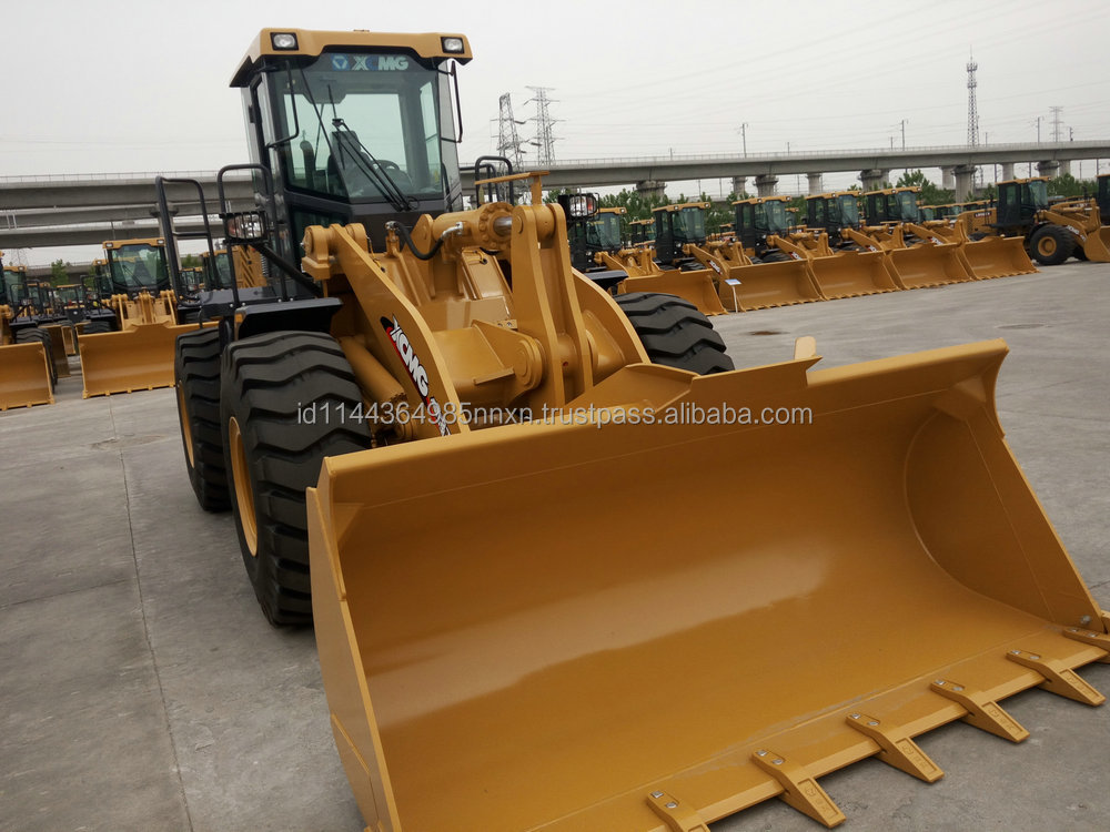 XCMG loader ZL50GN tractor loader backhoe Factory direct sale