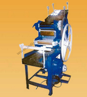 Noodles Making Machine (Made In India) Instant Noodle Production/Food Machinery/Instant/Good Quality Best Processing Low Price