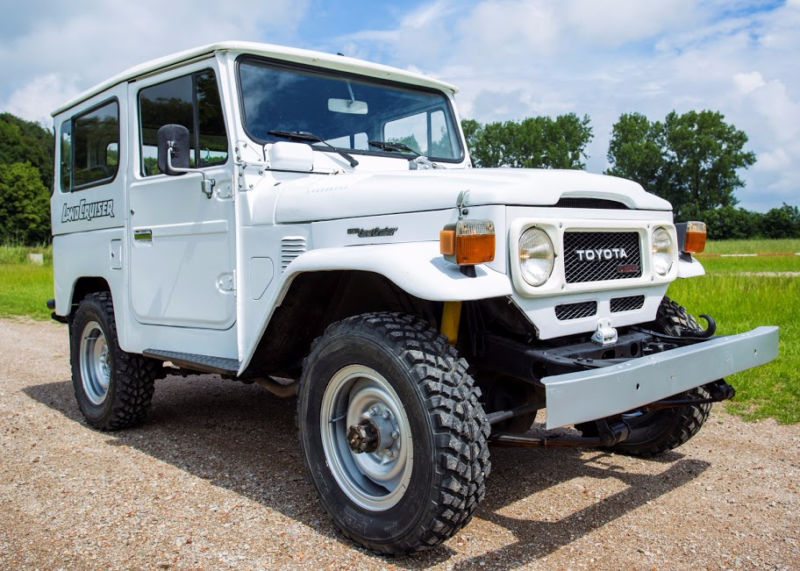 USED Toyota Land Cruiser 4x4 BJ40 (LHD), 7017