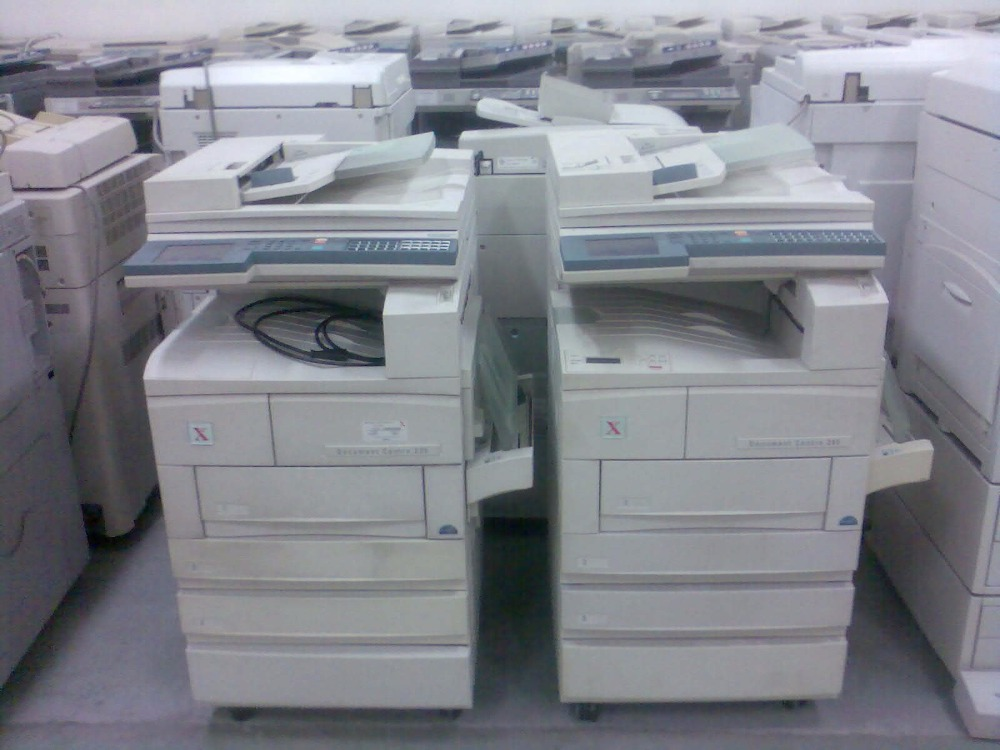 used photocopier machines
