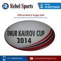 Official Match Rugby Ball Durable Finish Outstanding Performance
