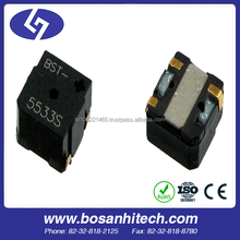 BST-5533S 3V 4000Hz small SMD magnetic buzzer transducer