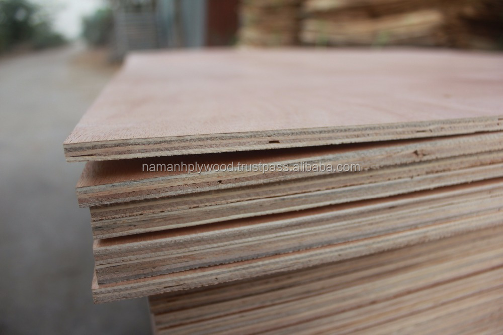 Cost-effective Wholesale Okume Plywood Board For Packing