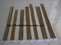 with artificial, made in viet nam, bamboo poles and large bamboo poles