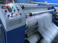 TC-400 Roll to roll sublimation transfer Printing machine
