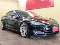 USED TESLA ELECTRIC CAR MODEL S (RHD 820248 ELECTRIC )