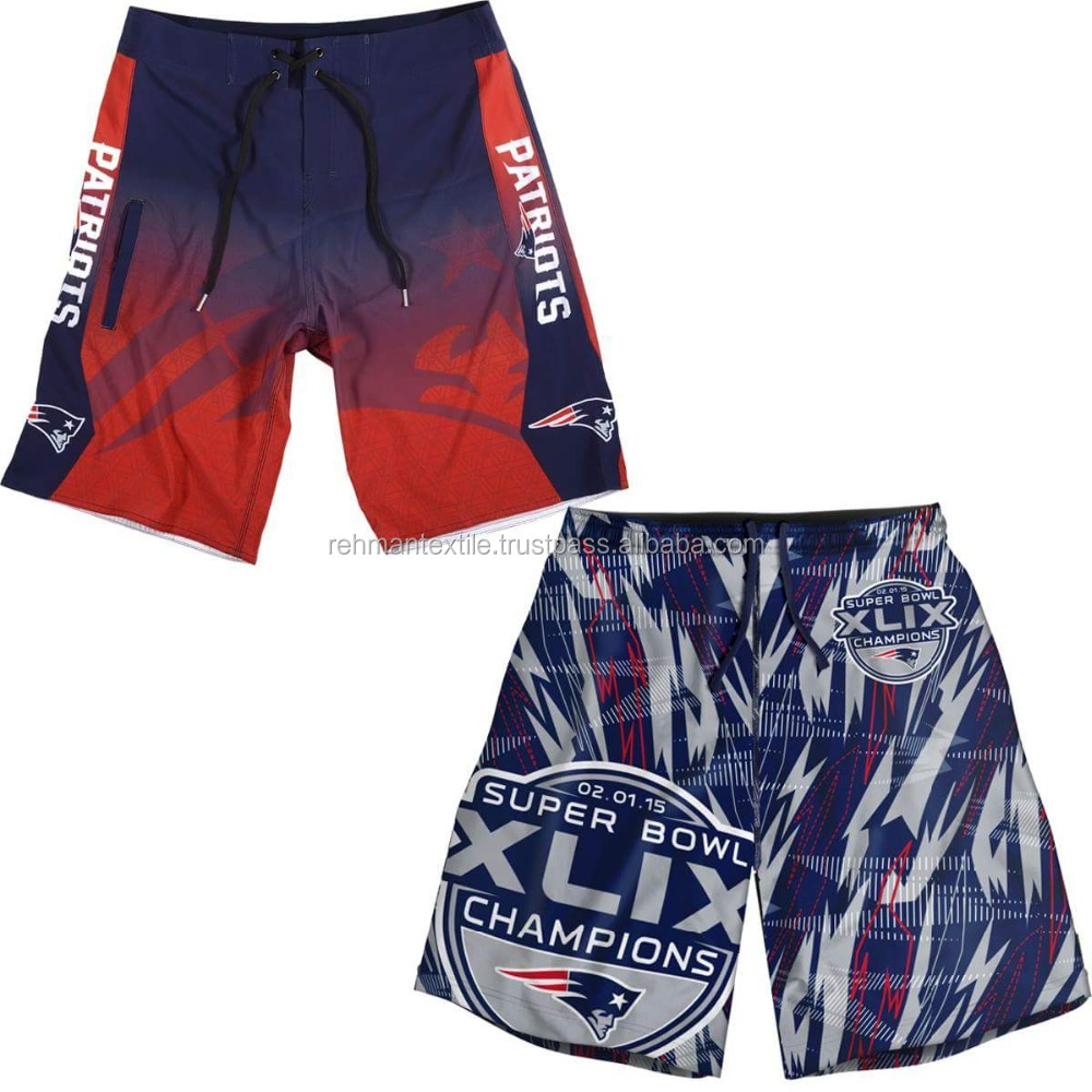 Sublimation training ground shorts