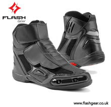 Flash Gear Auto Moto rider Shoes, Best protective Riding Short Shoes, Windproof CE Biker Boot OEM-ODM Type Racing Shoes