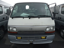 SECONDHAND CARS FOR SALE IN JAPAN FOR TOYOTA HIACE VAN LONG SUPER GL LH113V (HIGH QUALITY AND GOOD CONDITION)