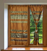 Indian Jacquard Work Window Curtains Design for Living Room