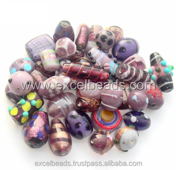Economy Glass Beads bulk for jewelry