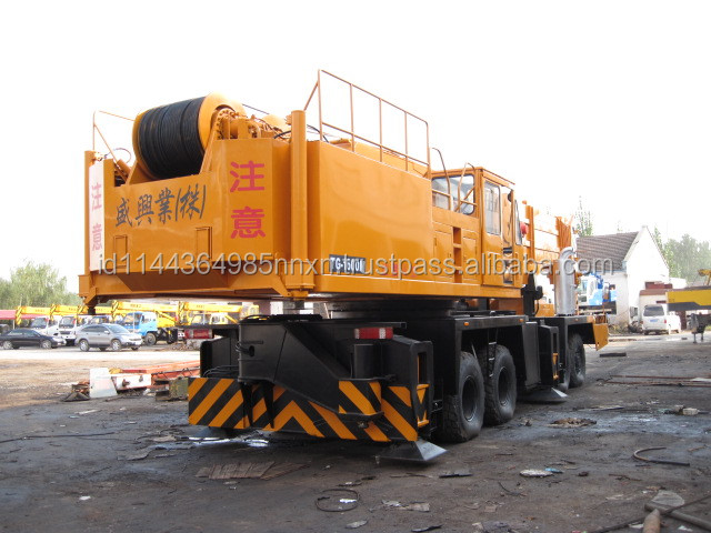 KATO NK500E mounted crane clearance sale