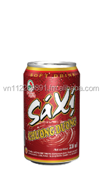 Vietnam Canned Soft Drink 330ml