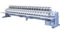 Barudan BEXS- S Series Embroidery Machine