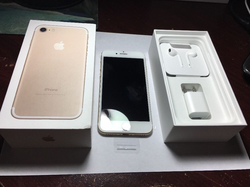 WHOLESALES NEW DELIVERY FOR APPLE IPHONE 7 & 7 PLUS (LATEST MODEL) 32GB 128GB 256GB