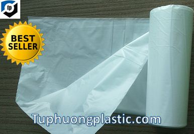 Factory cost for food flat plastic bag/ bags on roll