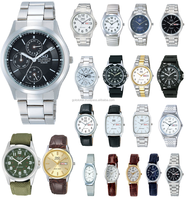 Reliable and Easy to use seiko automatic WATCH with basic capability