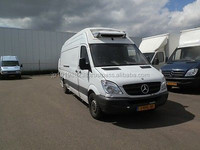 USED VAN - MERCEDES-BENZ SPRINTER FREEZER VAN (LHD 3643)