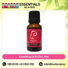 Aries Sunsign Aromatherapy Essential Oil to Suit One's Aura