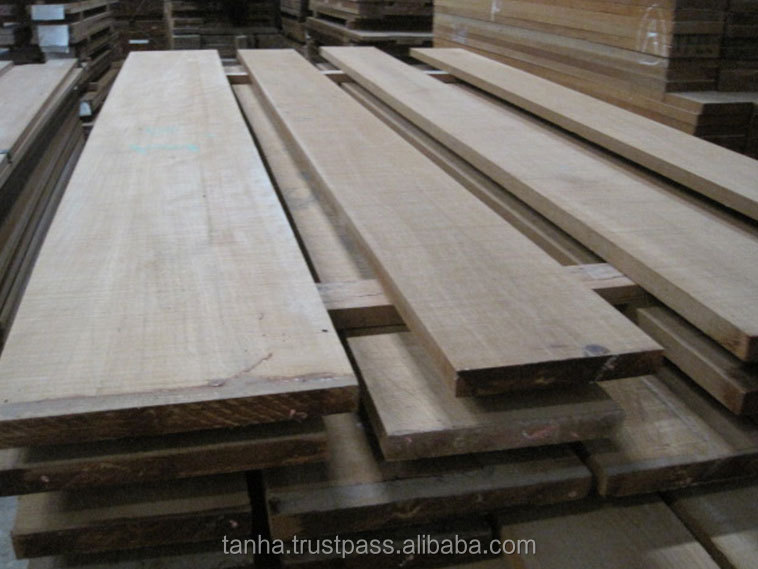 RIP SAWN TIMBER FOR FLOORING