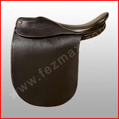 Leather Horse Saddles/ Pure leather horse saddle