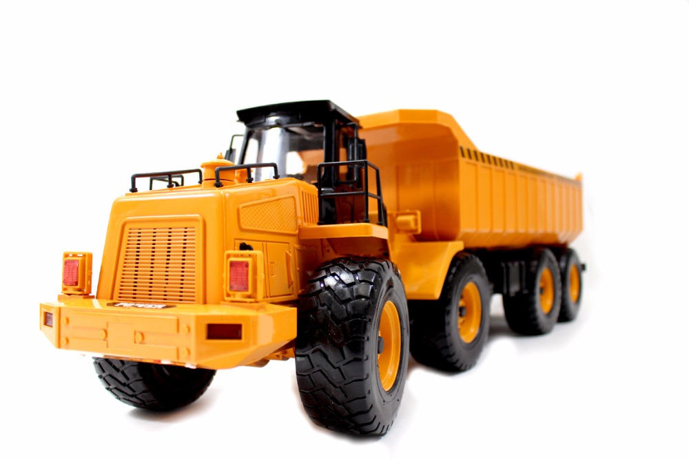 "21.2"" 1:18 6CH RC Lifelike Construction Truck CST78"