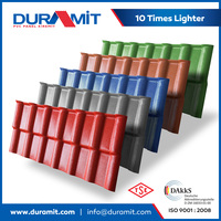 Duramit PVC ASA ROOF TILE