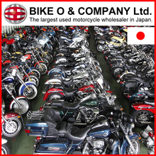 Various types of motorcycle 750cc with Good condition for importers
