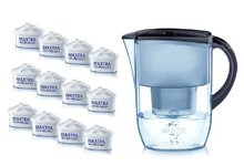 Brita water filter cans and filters