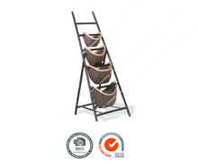 Ladder Basket Competitive Price High Quality Rattan Furniture