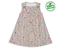 Organic Cotton Girl Dress
